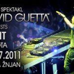 Advertisement: CMT d. o. o. David GUETTA