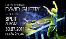 TV Oglas: CMT d. o. o. David GUETTA