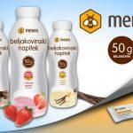 Telop: MEDEX beljakovinski napitki