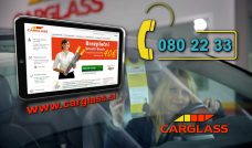 TV Oglas: CARGLASS Menjava stekla pri Carglass®-u