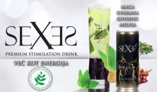 Telop: SeXeS Stimulativna pijača