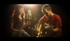 Music video: NINA OSENAR You (acoustic)