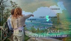 Tourism film: SONG OF THE SOUTHERN RAILWAY – ŠENTJUR