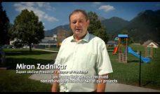 Presentational fillm: Renewable Energy Across the Alpine Land