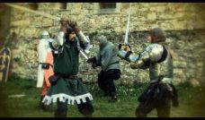 Promotional film: Medieval spectacle in Šentrupert