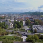 Tourism film: Ljubljana by Plečnik