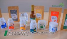 Promotional film: Dermasal food supplements
