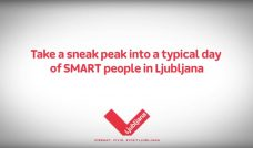 Promo: Smart tourism in Ljubljana