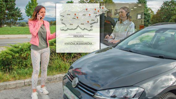 Carglass Slovenia – Z nami se lahko zanesete na asistenčne sisteme