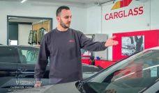 TV adds for Carglass Switzerland