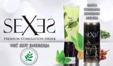 Telop: SeXeS Stimulation drink