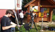 Nadaljevanje produkcije turističnega filma